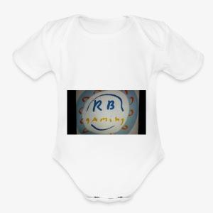WIN 20171121 18 29 20 Pro - Short Sleeve Baby Bodysuit
