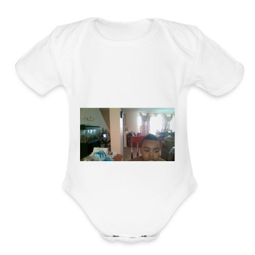 WIN 20160225 08 10 32 Pro - Organic Short Sleeve Baby Bodysuit