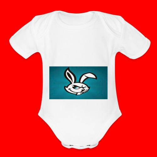 mfdf - Organic Short Sleeve Baby Bodysuit