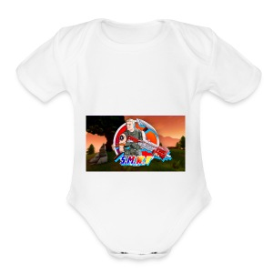 The Fort Army - Short Sleeve Baby Bodysuit