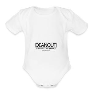 Deanout Branding - Short Sleeve Baby Bodysuit