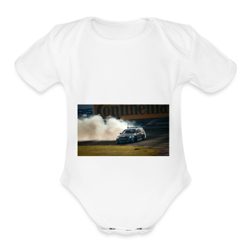 nissan skyline gtr drift r34 96268 1280x720 - Organic Short Sleeve Baby Bodysuit