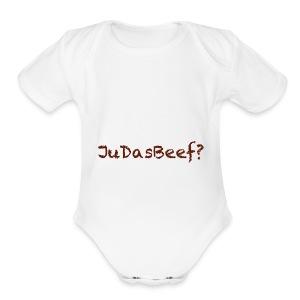 BF1BD4BE 387B 4C99 9672 75AD37AFEEAC - Short Sleeve Baby Bodysuit
