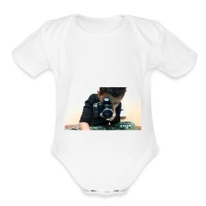 WIN 20180223 18 55 14 Pro - Short Sleeve Baby Bodysuit