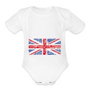 London - Short Sleeve Baby Bodysuit