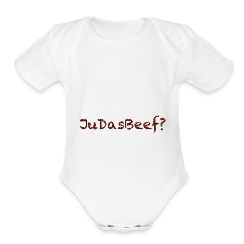 BF1BD4BE 387B 4C99 9672 75AD37AFEEAC - Organic Short Sleeve Baby Bodysuit