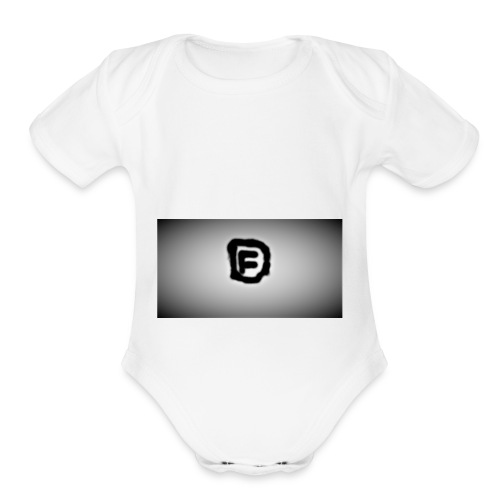 of - Organic Short Sleeve Baby Bodysuit