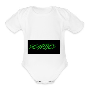 scartics - Short Sleeve Baby Bodysuit