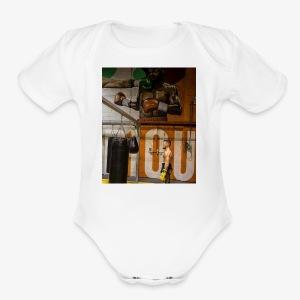 IMG 0210 - Short Sleeve Baby Bodysuit