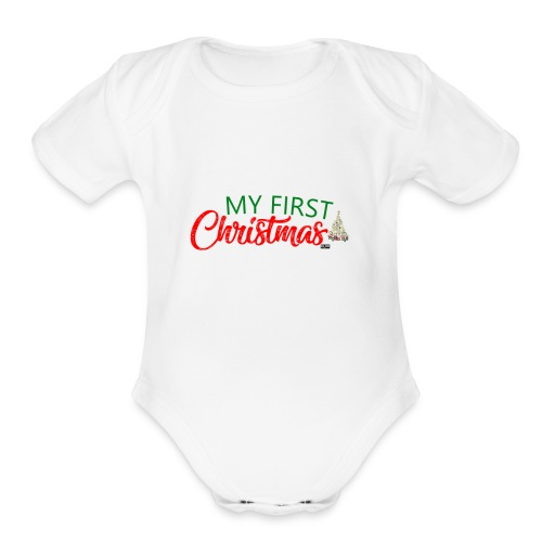 MFC - Organic Short Sleeve Baby Bodysuit