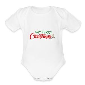 MFC - Short Sleeve Baby Bodysuit