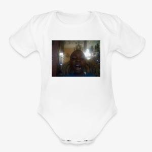 RASHAWN LOCAL STORE - Short Sleeve Baby Bodysuit