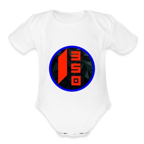 Ivan 350 - Organic Short Sleeve Baby Bodysuit