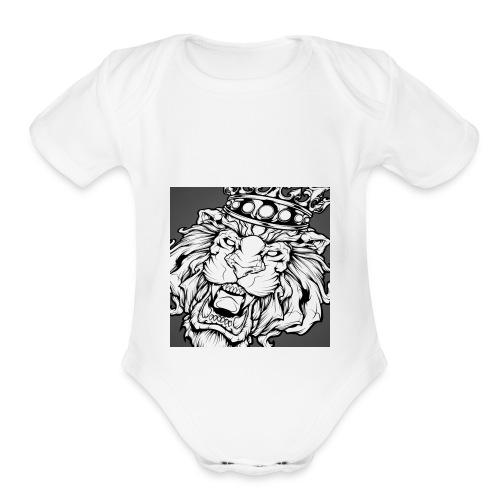 tumblr_nov0ugx1uI1tpz8uco1_1280 - Organic Short Sleeve Baby Bodysuit