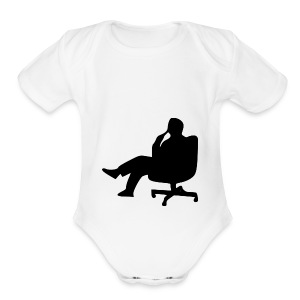 GRIND MOGUL APPAREL - Short Sleeve Baby Bodysuit