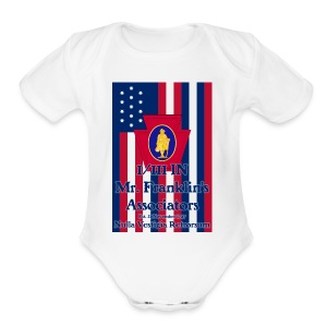 Associators - Short Sleeve Baby Bodysuit