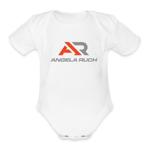 Angela Ruch - Organic Short Sleeve Baby Bodysuit