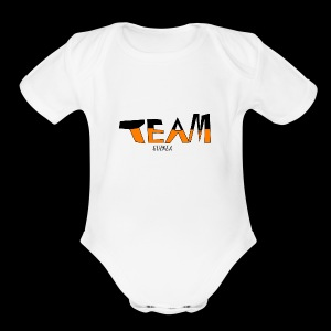 Team Guinea - Short Sleeve Baby Bodysuit