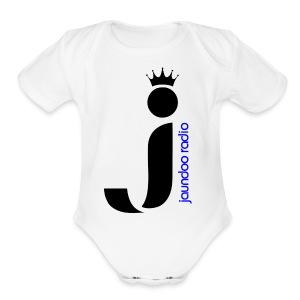JAUNDOO RADIO - Short Sleeve Baby Bodysuit