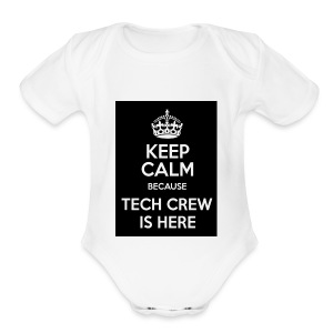 Tech Crew - Short Sleeve Baby Bodysuit