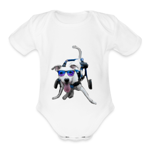 Cool Lennon - Short Sleeve Baby Bodysuit