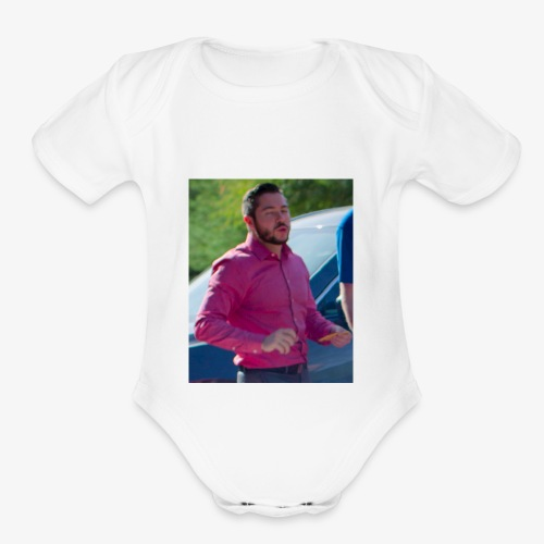 Screen Shot 2017 11 21 at 2 24 54 PM - Organic Short Sleeve Baby Bodysuit