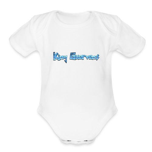 The Perfect Edition - Organic Short Sleeve Baby Bodysuit