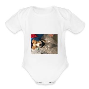 B5DCDF64 AE43 4AD8 B81A EA68F60E6E87 - Short Sleeve Baby Bodysuit