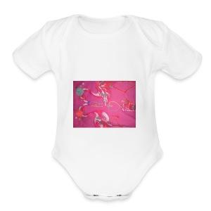 Drinks - Short Sleeve Baby Bodysuit