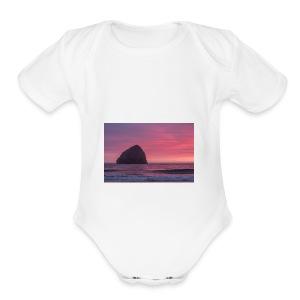 Pacific City OG - Short Sleeve Baby Bodysuit