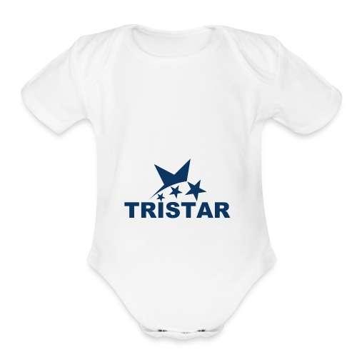 Tristar - Organic Short Sleeve Baby Bodysuit
