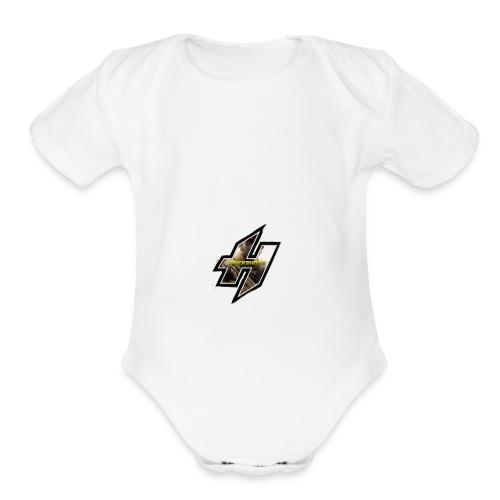 762212CA 4B83 4765 8752 C6D988AF5FD6 - Organic Short Sleeve Baby Bodysuit