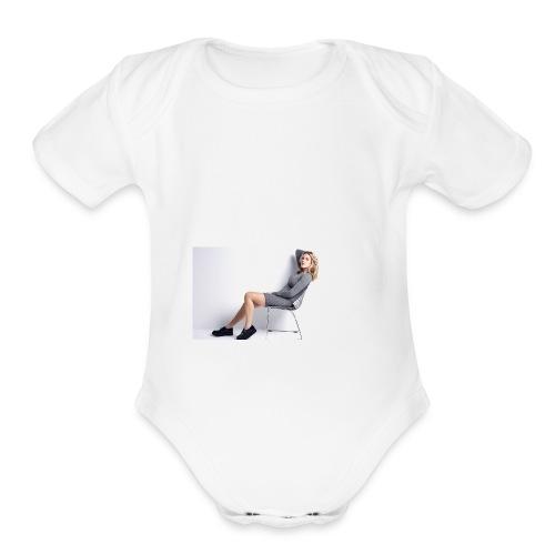ellie goulding 1920x1080 - Organic Short Sleeve Baby Bodysuit