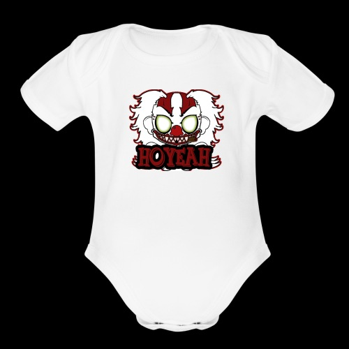 hoyeah - Organic Short Sleeve Baby Bodysuit