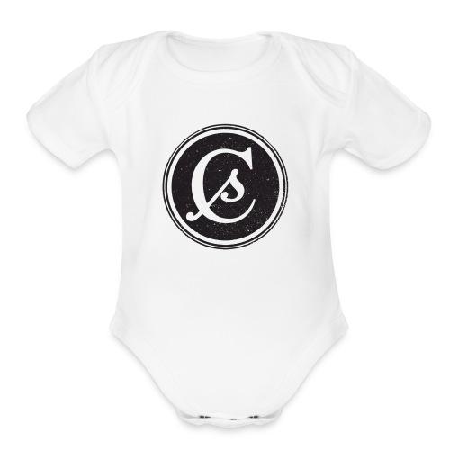85733D0E D2C1 417C B9C7 BA9C517F850F - Organic Short Sleeve Baby Bodysuit