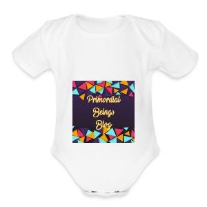 Primordial Beings Blog - Short Sleeve Baby Bodysuit