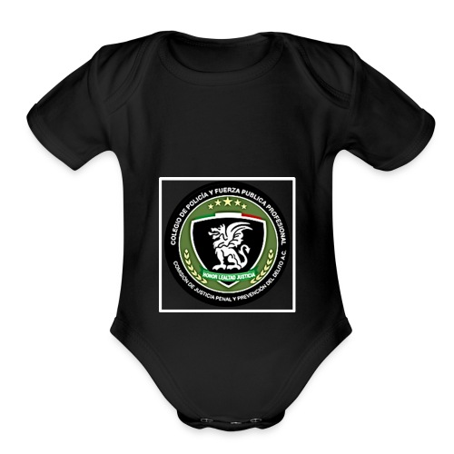 Its for a fundraiser - Organic Short Sleeve Baby Bodysuit