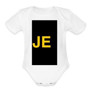 FD6897F9 5136 4AE5 8D80 74CEF3054B65 - Short Sleeve Baby Bodysuit