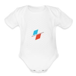 Beta - Short Sleeve Baby Bodysuit