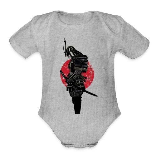 Japans Revenge - Organic Short Sleeve Baby Bodysuit