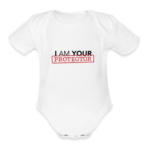 Women t-shirt - Organic Short Sleeve Baby Bodysuit