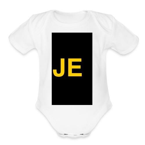 FD6897F9 5136 4AE5 8D80 74CEF3054B65 - Organic Short Sleeve Baby Bodysuit
