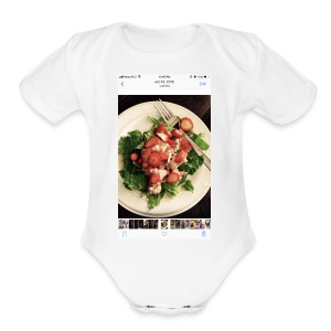 King Ray - Short Sleeve Baby Bodysuit