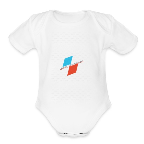 Beta - Organic Short Sleeve Baby Bodysuit