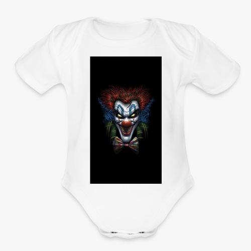 8C23FAE4 E877 48B0 91CD 50C9213DDBB4 - Organic Short Sleeve Baby Bodysuit