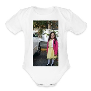 FB IMG 1515261552026 - Short Sleeve Baby Bodysuit
