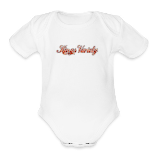 coollogo com 4964565 - Organic Short Sleeve Baby Bodysuit