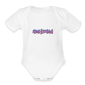 IMG 1174 - Short Sleeve Baby Bodysuit