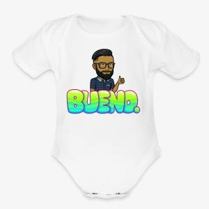 BiT-Buen0 - Short Sleeve Baby Bodysuit