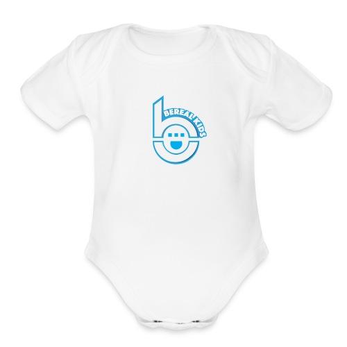 Bereal Kids - Organic Short Sleeve Baby Bodysuit